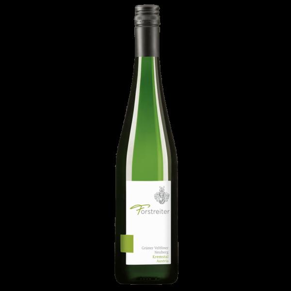 Flasche Forstreiter Grüner Veltliner Neuberg