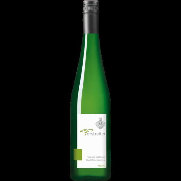 Flasche Forstreiter Grüner Veltliner Rosengarten