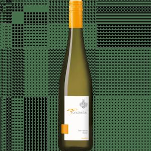 Flasche Forstreiter Sauvigon Blanc