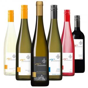 Beispiel-Foto Forstreiter Weinzusammenstellung