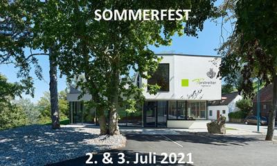 Forstreiter Sommerfest 2021