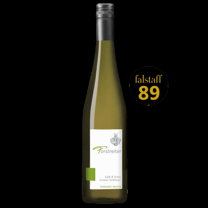 GV-Kalk-Stein-Auszeichnung Flasche von Forstreiter
