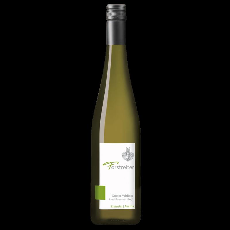Grüner Veltliner Ried Kremser Kogl Flasche von Forstreiter