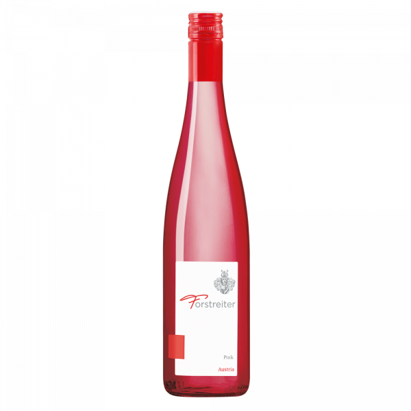 Pink Flasche von Forstreiter