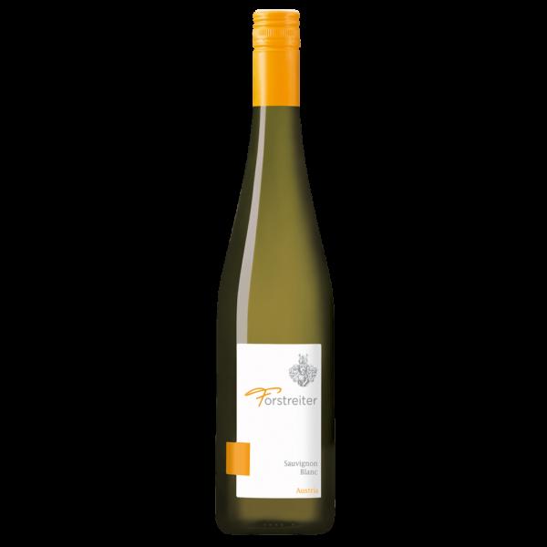 Sauvignon-Blanc Flasche von Forstreiter